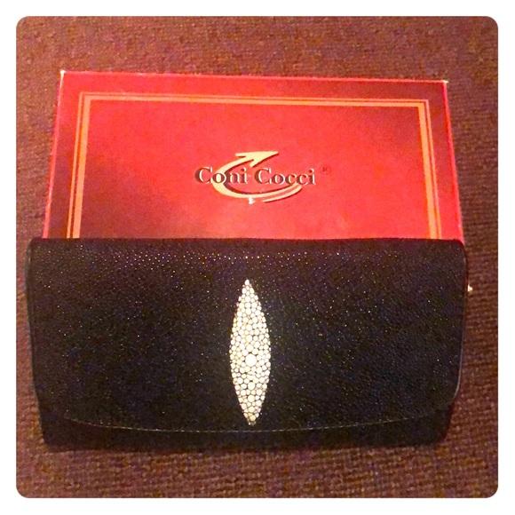 9c77dc3043ef coni coochi Bags | Brand New Never Used Coni Cocci Wallet | Poshmark
